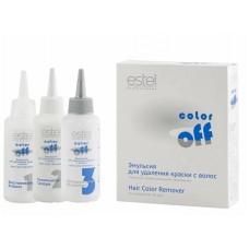 Емульсія Estel Professional  COLOR OFF  Color Off Hair Color Remover для видалення фарби  з волосся