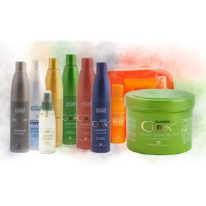 Curex догляд для волосся від Estel Professional