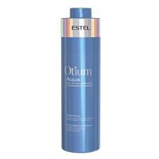 Безсульфатный шампунь для интенсивного увлажнения волос Estel Professional Otium Aqua Shampoo 1л