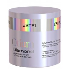 Маска для гладкости и блеска волос Estel Professional Otium Diamond Mask 300 мл