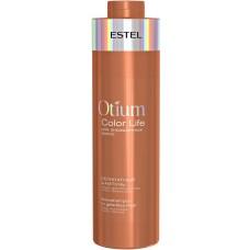 Деликатный шампунь для окрашенных волос Estel Professional Otium Color Life Shampoo 1 л